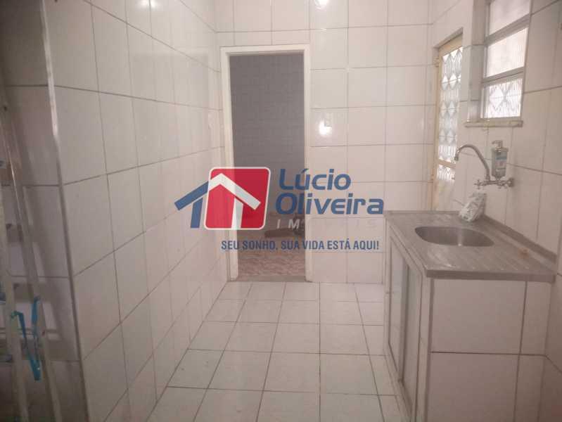 07- Cozinha - Casa Rua Tomás Lópes,Vila da Penha, Rio de Janeiro, RJ À Venda, 2 Quartos, 60m² - VPCA20164 - 8