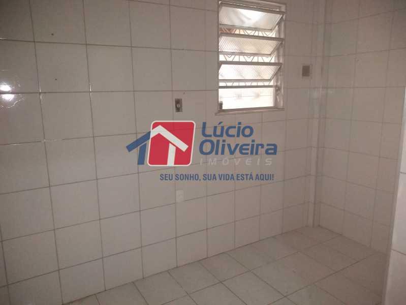 08- Cozinha - Casa Rua Tomás Lópes,Vila da Penha, Rio de Janeiro, RJ À Venda, 2 Quartos, 60m² - VPCA20164 - 9