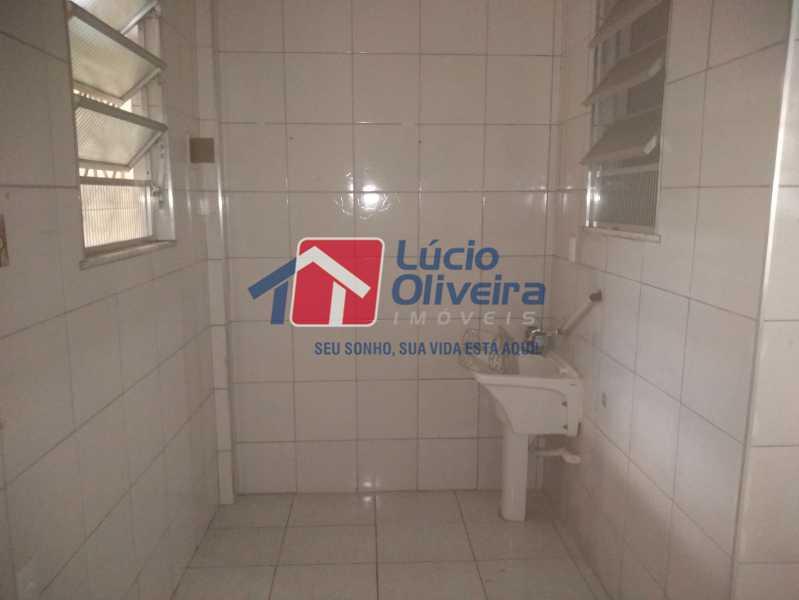 09- Area - Casa Rua Tomás Lópes,Vila da Penha, Rio de Janeiro, RJ À Venda, 2 Quartos, 60m² - VPCA20164 - 10