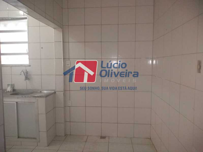 10- Area - Casa Rua Tomás Lópes,Vila da Penha, Rio de Janeiro, RJ À Venda, 2 Quartos, 60m² - VPCA20164 - 11