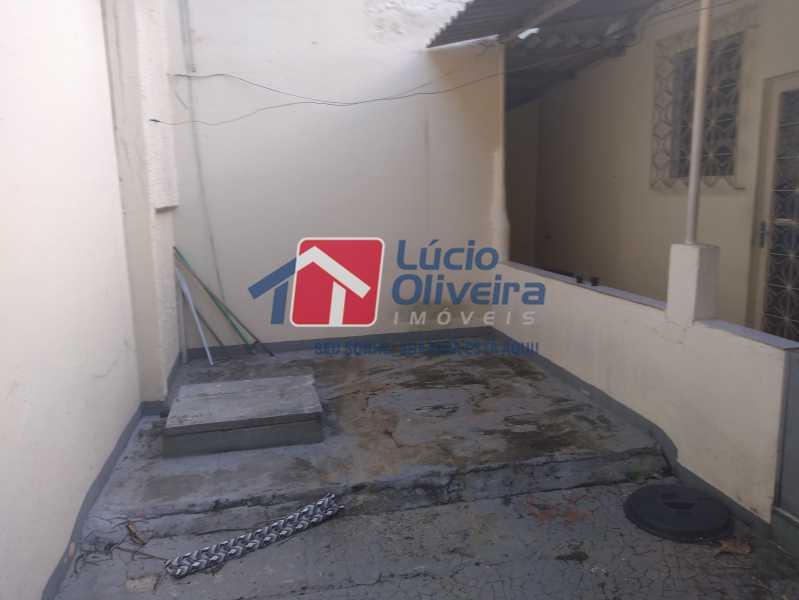 12 - Quintal - Casa Rua Tomás Lópes,Vila da Penha, Rio de Janeiro, RJ À Venda, 2 Quartos, 60m² - VPCA20164 - 13