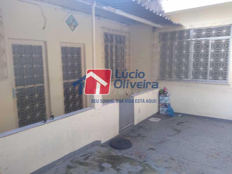 13 - Quintal - Casa Rua Tomás Lópes,Vila da Penha, Rio de Janeiro, RJ À Venda, 2 Quartos, 60m² - VPCA20164 - 14