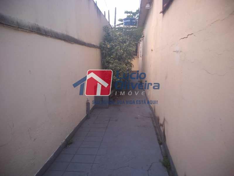 16 - CorredEntrada - Casa Rua Tomás Lópes,Vila da Penha, Rio de Janeiro, RJ À Venda, 2 Quartos, 60m² - VPCA20164 - 17