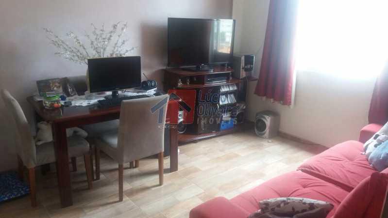 2 Sala Ang.2 - Apartamento À Venda - Braz de Pina - Rio de Janeiro - RJ - VPAP20780 - 3