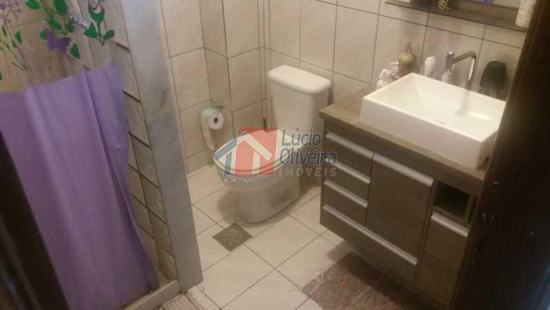 9 Banheiro - Apartamento À Venda - Braz de Pina - Rio de Janeiro - RJ - VPAP20780 - 10
