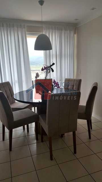 2 Sala - Apartamento À Venda - Recreio dos Bandeirantes - Rio de Janeiro - RJ - VPAP30167 - 3