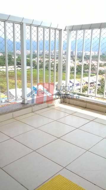 5 Varanda Ang.2 - Apartamento À Venda - Recreio dos Bandeirantes - Rio de Janeiro - RJ - VPAP30167 - 6