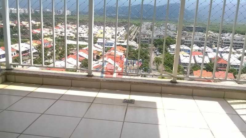 6 Varanda Ang.3 - Apartamento À Venda - Recreio dos Bandeirantes - Rio de Janeiro - RJ - VPAP30167 - 7