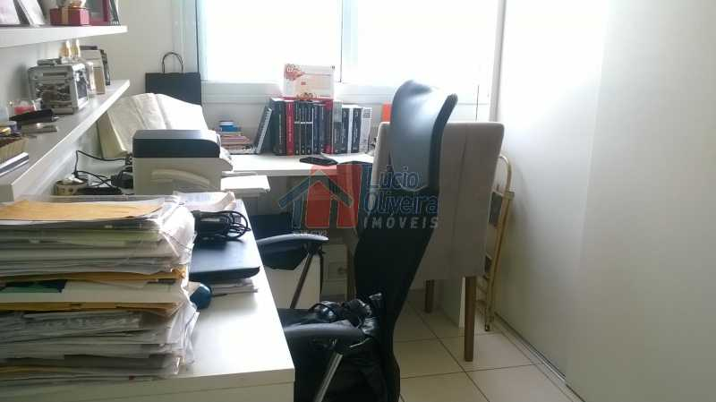 15 Quarto 3 - Apartamento À Venda - Recreio dos Bandeirantes - Rio de Janeiro - RJ - VPAP30167 - 16