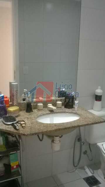 17 Banheiro Social - Apartamento À Venda - Recreio dos Bandeirantes - Rio de Janeiro - RJ - VPAP30167 - 18