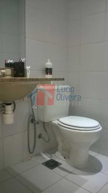 19 Banheiro Social Ang.2 - Apartamento À Venda - Recreio dos Bandeirantes - Rio de Janeiro - RJ - VPAP30167 - 20