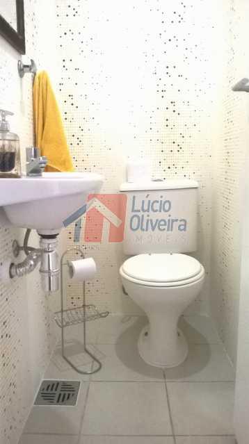 20 Lavabo - Apartamento À Venda - Recreio dos Bandeirantes - Rio de Janeiro - RJ - VPAP30167 - 21