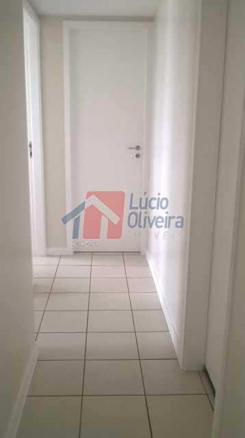 21 Circulação - Apartamento À Venda - Recreio dos Bandeirantes - Rio de Janeiro - RJ - VPAP30167 - 22