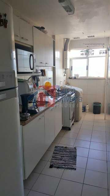 22 Cozinha - Apartamento À Venda - Recreio dos Bandeirantes - Rio de Janeiro - RJ - VPAP30167 - 23