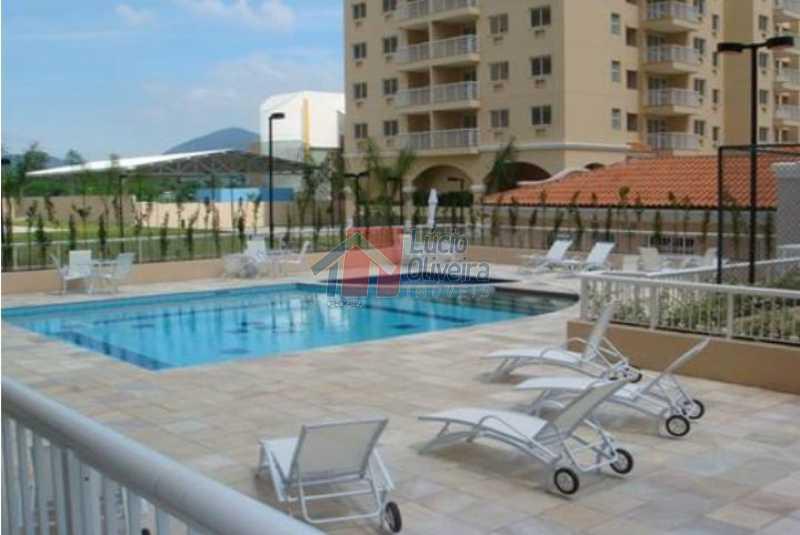 27 Piscina - Apartamento À Venda - Recreio dos Bandeirantes - Rio de Janeiro - RJ - VPAP30167 - 28