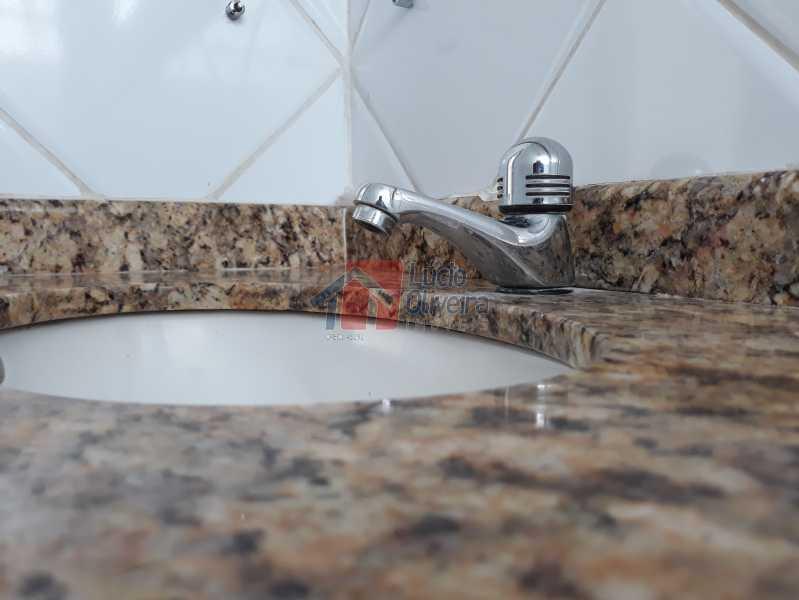Banheiro ang4 - Apartamento À Venda - Inhaúma - Rio de Janeiro - RJ - VPAP20803 - 17