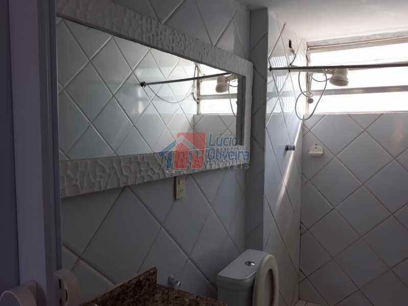 banheiro ang3 - Apartamento À Venda - Inhaúma - Rio de Janeiro - RJ - VPAP20803 - 18