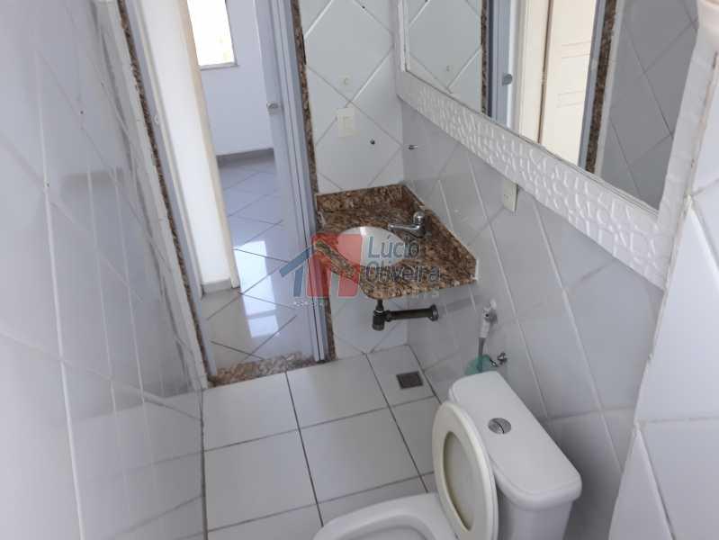 Banheiro ang2 - Apartamento À Venda - Inhaúma - Rio de Janeiro - RJ - VPAP20803 - 19
