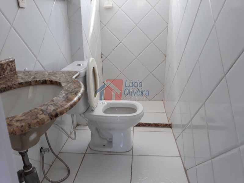 Banheiro ang1 - Apartamento À Venda - Inhaúma - Rio de Janeiro - RJ - VPAP20803 - 20