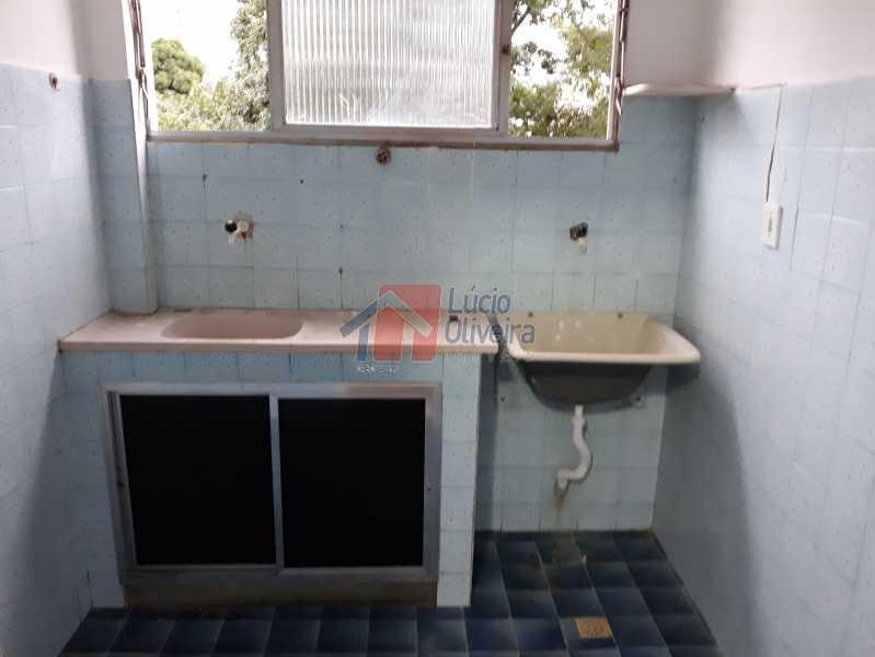 Cozinha - Ótimo apartamento em condomínio fechado. - VPAP10099 - 9