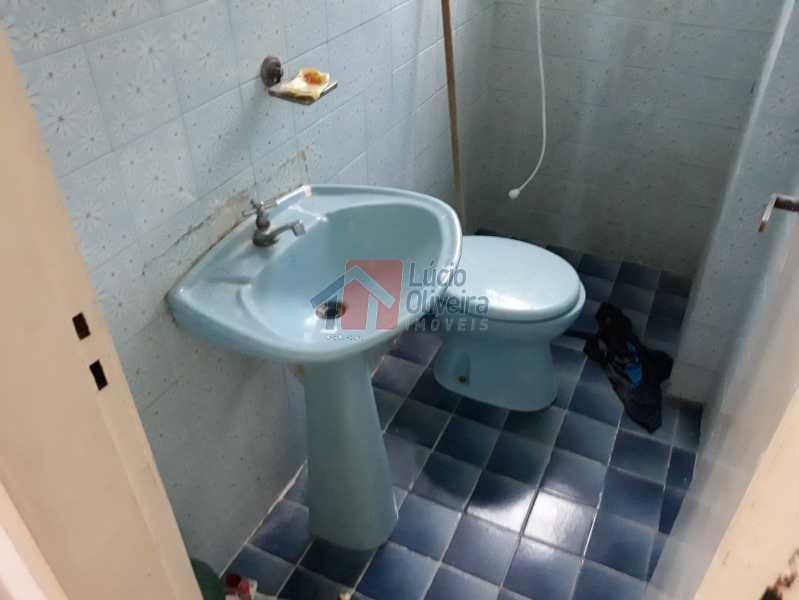 Banheiro 1 - Ótimo apartamento em condomínio fechado. - VPAP10099 - 11