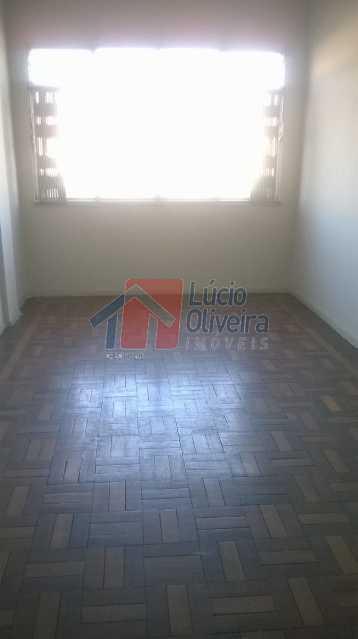 2 Sala Ang.2 - Apartamento Padrão, 2 quartos. Vazio. - VPAP20808 - 3