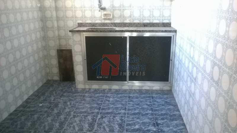 10 Cozinha - Apartamento Padrão, 2 quartos. Vazio. - VPAP20808 - 11