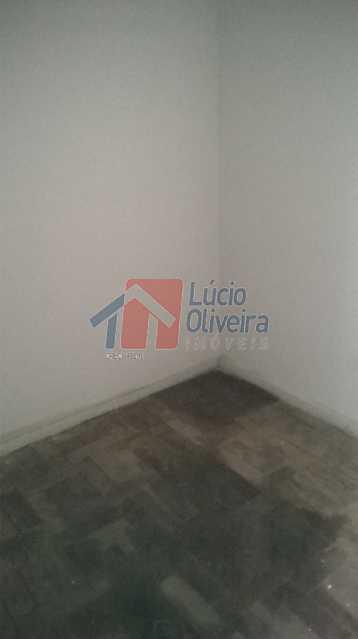 14 Dependência de Empregada - Apartamento Padrão, 2 quartos. Vazio. - VPAP20808 - 15