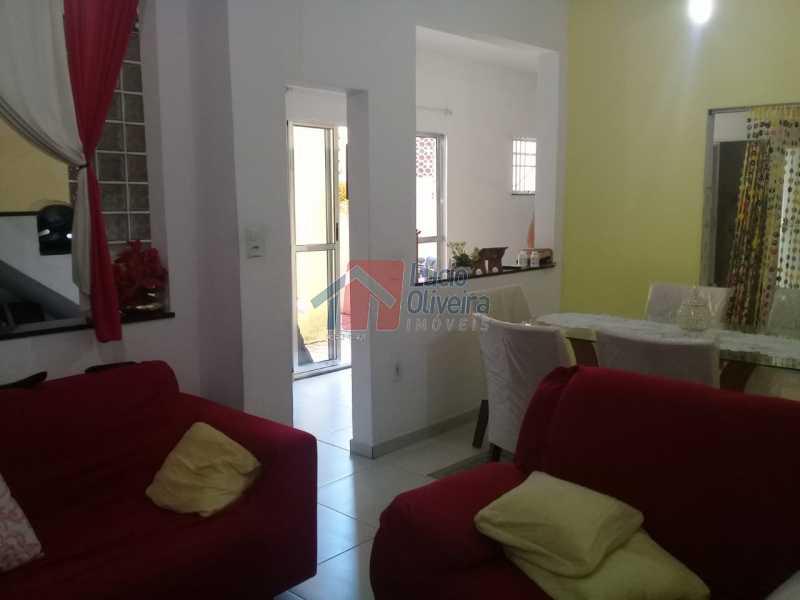 sala. - Casa À Venda - Jardim América - Rio de Janeiro - RJ - VPCA30107 - 4