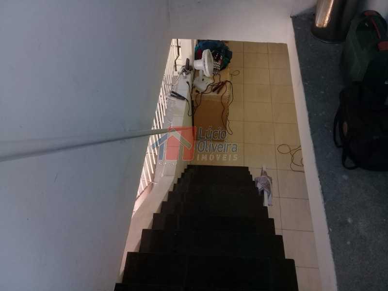 escada 2. - Casa À Venda - Jardim América - Rio de Janeiro - RJ - VPCA30107 - 13
