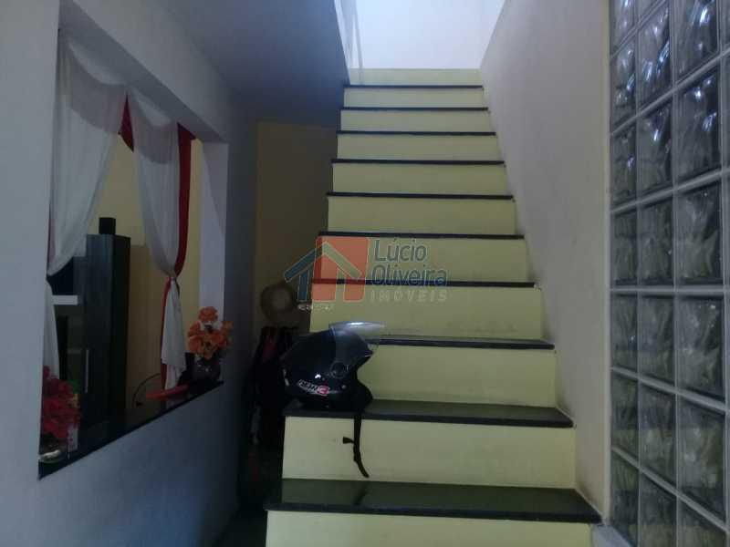 circulação. - Casa À Venda - Jardim América - Rio de Janeiro - RJ - VPCA30107 - 19