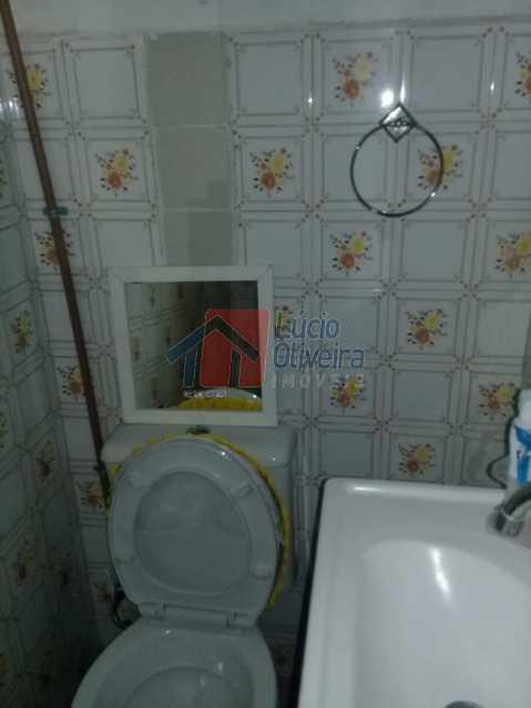 banheiro serviço. - Casa À Venda - Jardim América - Rio de Janeiro - RJ - VPCA30107 - 21