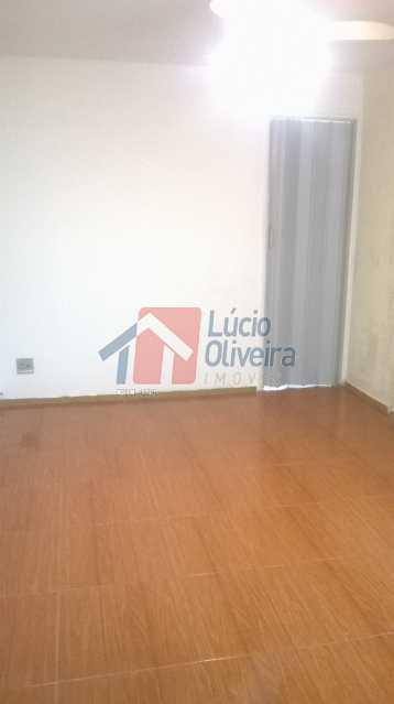 3 Sala Ang.2 - Apartamento À Venda - Irajá - Rio de Janeiro - RJ - VPAP20816 - 3