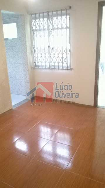 4 Sala Ang.3 - Apartamento À Venda - Irajá - Rio de Janeiro - RJ - VPAP20816 - 4