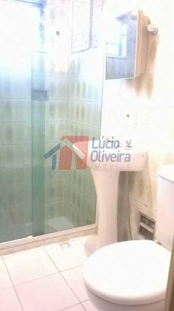 12 Banheiro Ang.2 - Apartamento À Venda - Irajá - Rio de Janeiro - RJ - VPAP20816 - 12