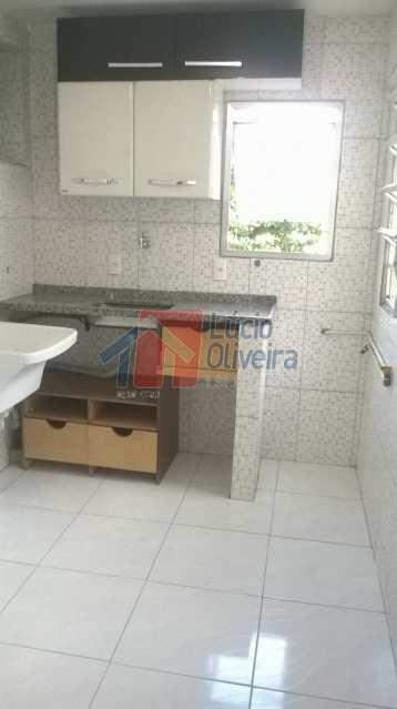 13 Cozinha - Apartamento À Venda - Irajá - Rio de Janeiro - RJ - VPAP20816 - 13
