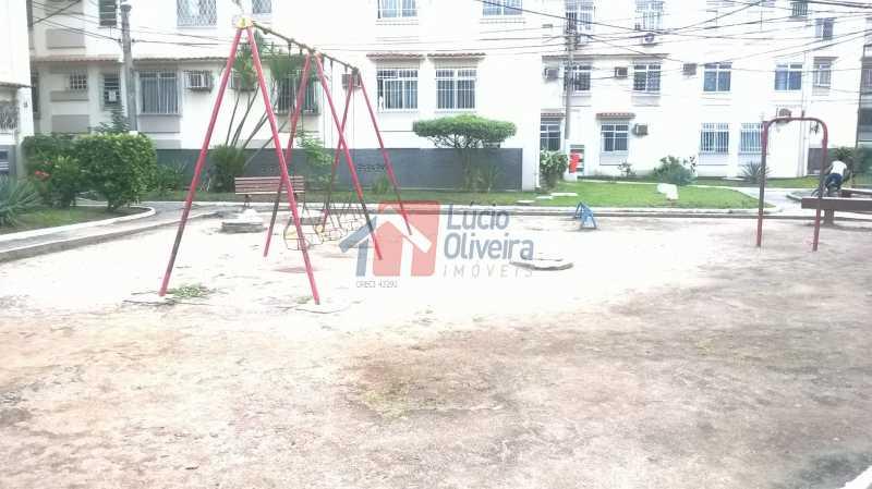 16 Área de Lazer - Apartamento À Venda - Irajá - Rio de Janeiro - RJ - VPAP20816 - 16