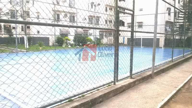17 Área de Lazer - Apartamento À Venda - Irajá - Rio de Janeiro - RJ - VPAP20816 - 17