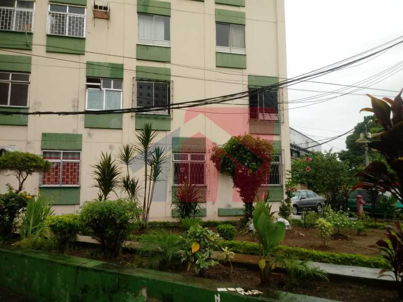 04 - Apartamento à venda Estrada do Vigário Geral,Jardim América, Rio de Janeiro - R$ 115.000 - VPAP20839 - 5