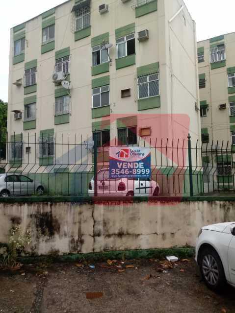 01 - Apartamento à venda Estrada do Vigário Geral,Jardim América, Rio de Janeiro - R$ 115.000 - VPAP20839 - 1