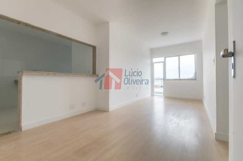 4 Sala Ang.2 - Apartamento 2 quartos, Vazio. - VPAP20881 - 3