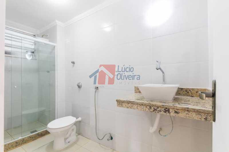 13 Banheiro - Apartamento 2 quartos, Vazio. - VPAP20881 - 12