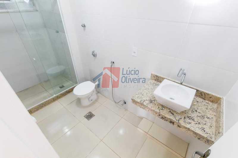14 Banheiro Ang.2 - Apartamento 2 quartos, Vazio. - VPAP20881 - 13