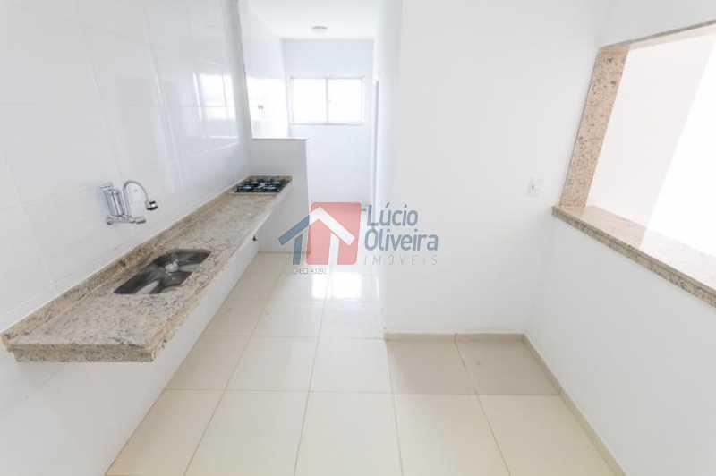 17 Cozinha - Apartamento 2 quartos, Vazio. - VPAP20881 - 16