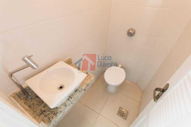 21 Banheiro Empregada - Apartamento 2 quartos, Vazio. - VPAP20881 - 20