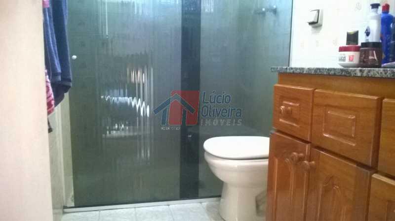 15 Banheiro Social - Apartamento À Venda - Vila da Penha - Rio de Janeiro - RJ - VPAP30198 - 16