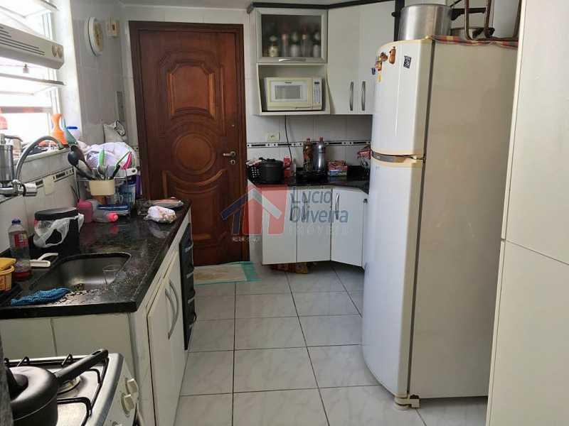 19 Cozinha - Apartamento À Venda - Vila da Penha - Rio de Janeiro - RJ - VPAP30198 - 20