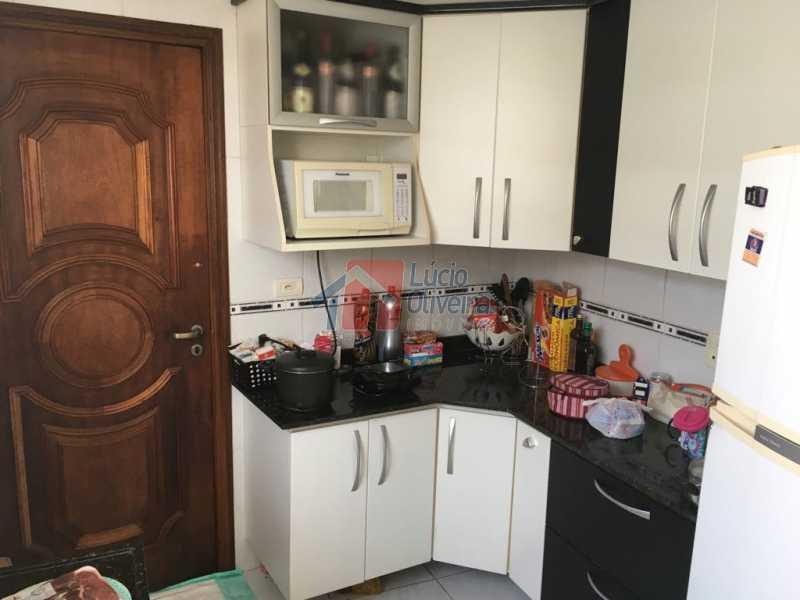 20 Cozinha Ang.2 - Apartamento À Venda - Vila da Penha - Rio de Janeiro - RJ - VPAP30198 - 21