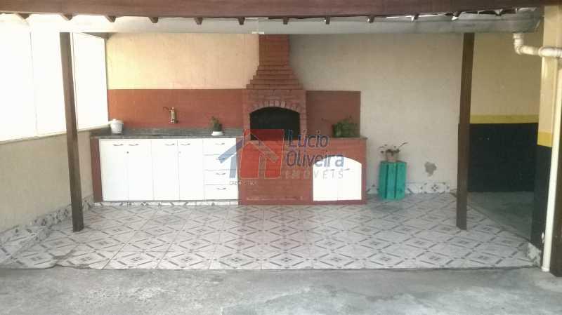 25 Churrasqueira - Apartamento À Venda - Vila da Penha - Rio de Janeiro - RJ - VPAP30198 - 26