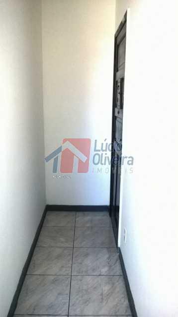 1 Hall - Apartamento 2 dormitórios. - VPAP20891 - 5